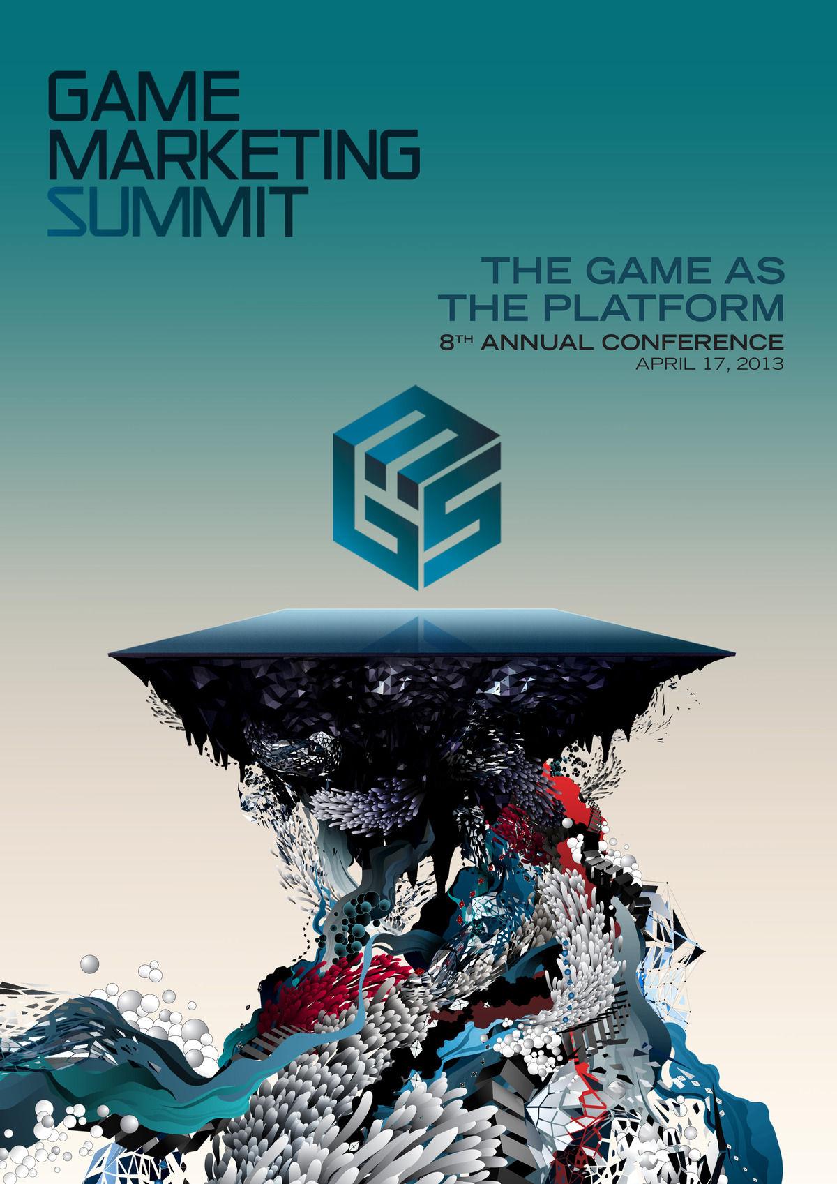 Key_art_Game Marketing Summit 2013