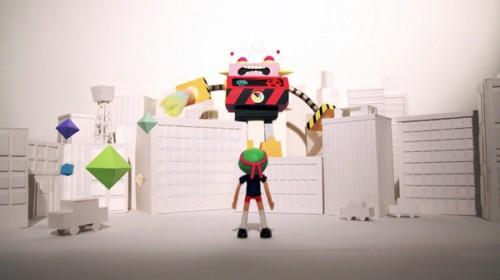 Ninja & Robot
