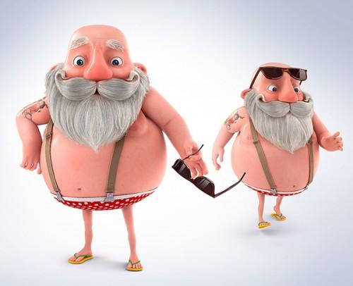 Cartoon Characters_thumbnail