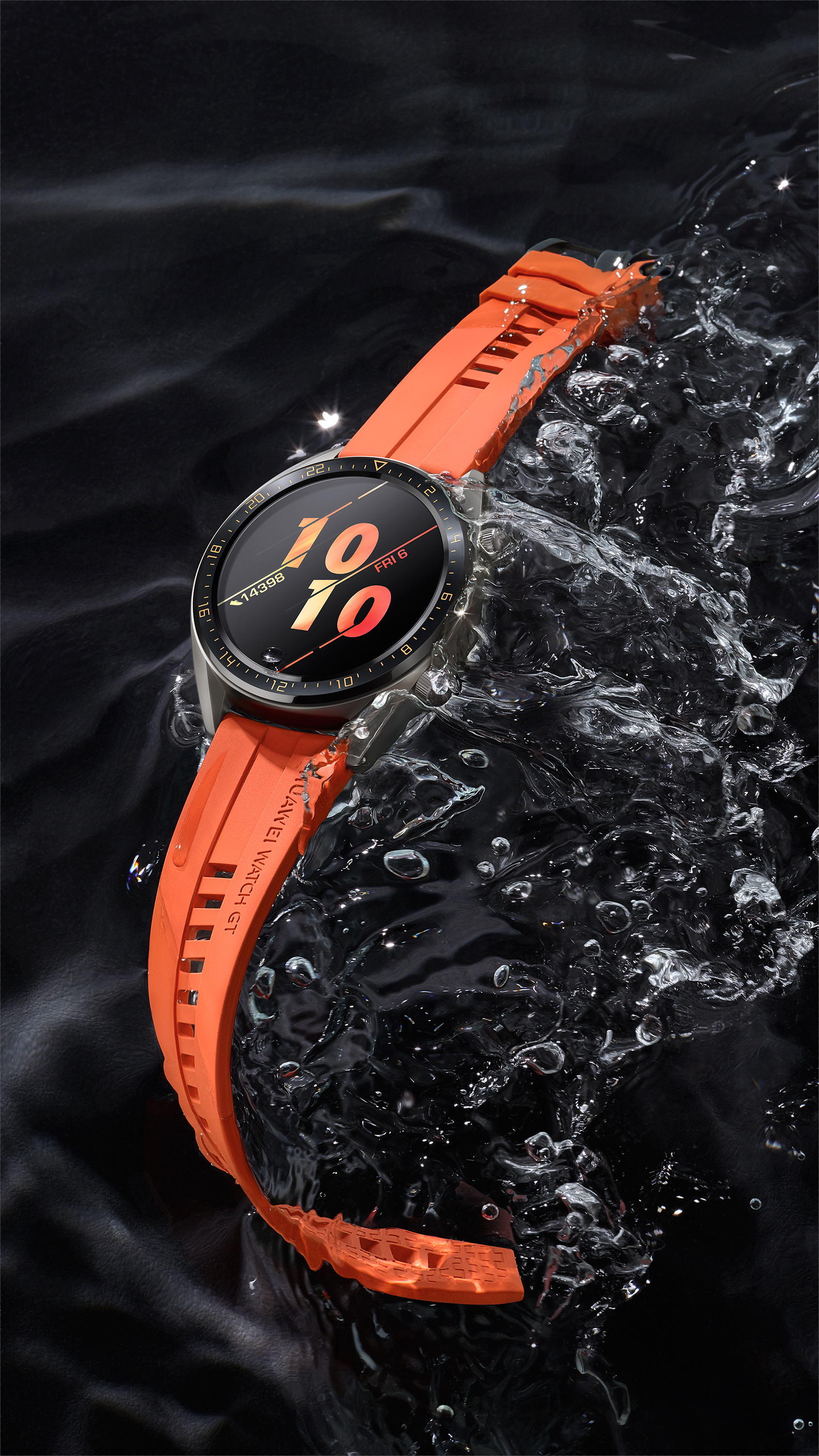 Huawei Watch GT_Orange