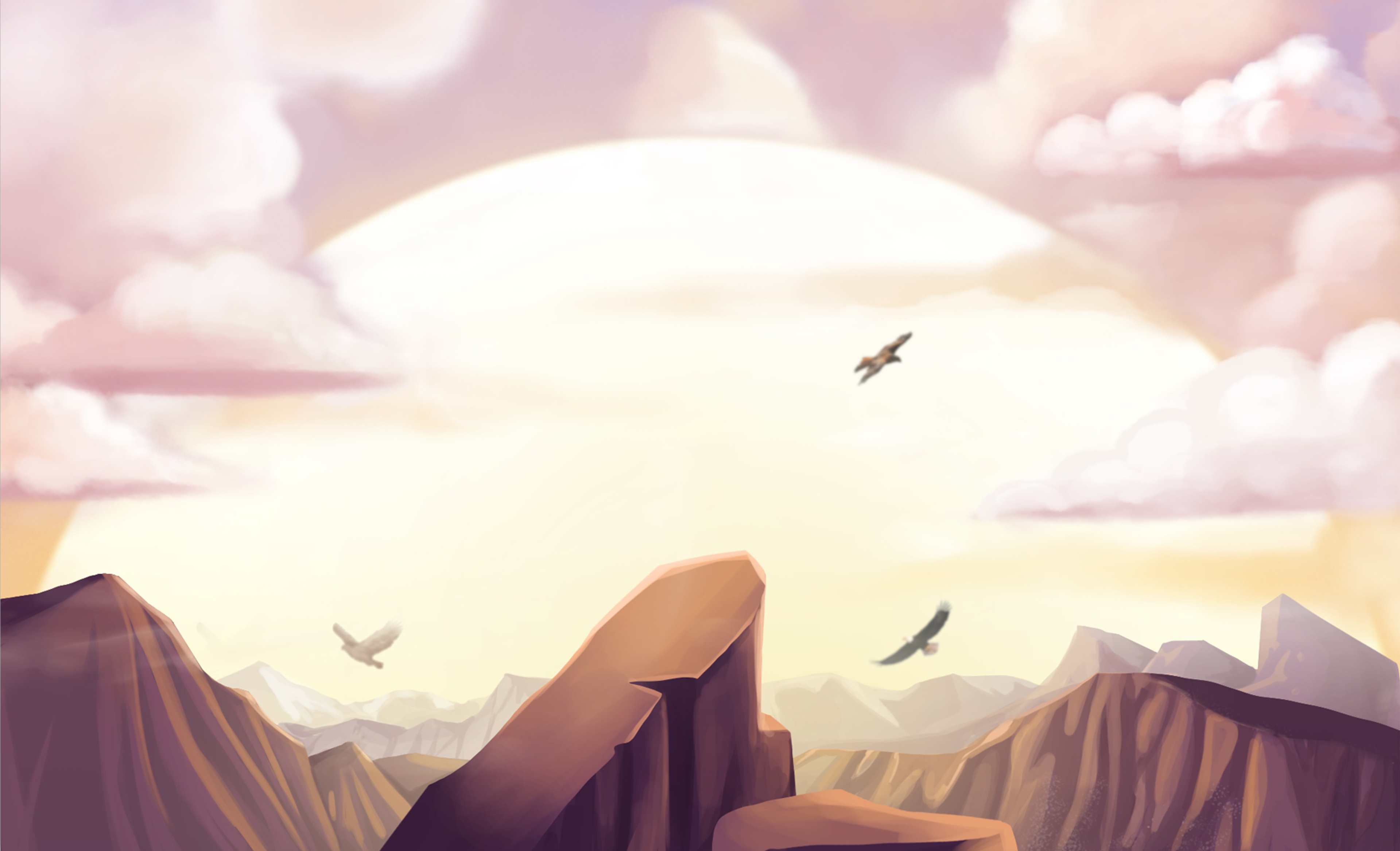 Concept art_Mountain